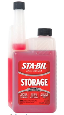 Sta-Bil Gas stabilizer