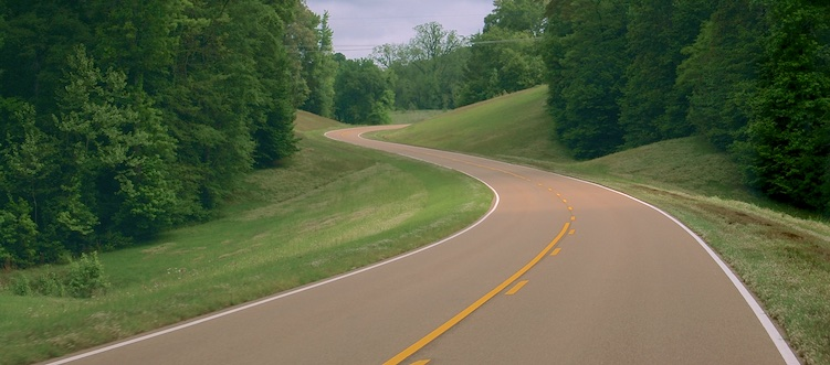 Natchez Trace Parkway Mississippi