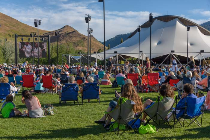 Sun Valley Symphony Free Concert
