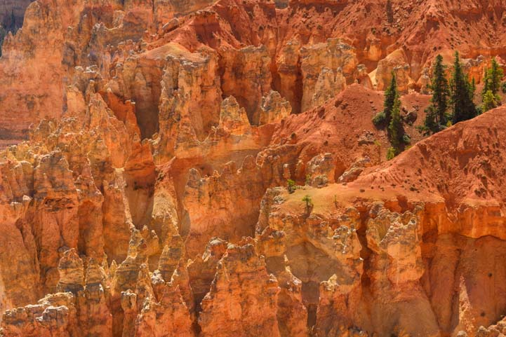 Rim Trail Bryce Canyon National Park Inspiration Point Utah