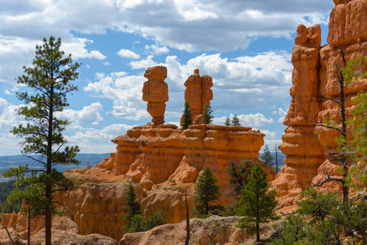 01 721 Hoodoos in Red Canyon Utah