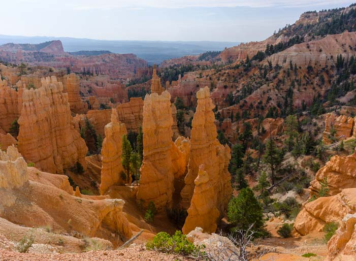 Dawn Fairyland Point Bryce Canyon National Park Utah