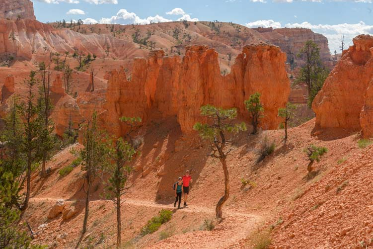 Fairyland Trail Hike Bryce Canyon National Park Utah