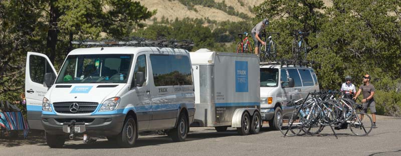 Trek Bike Tour Scenic Byway 12 Utah
