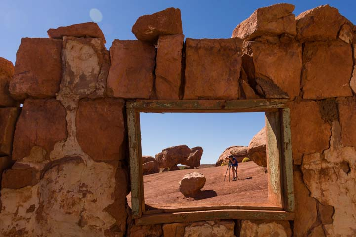 Photography at Cliff Dwellers Vermillion Cliffs National Monument Arizona