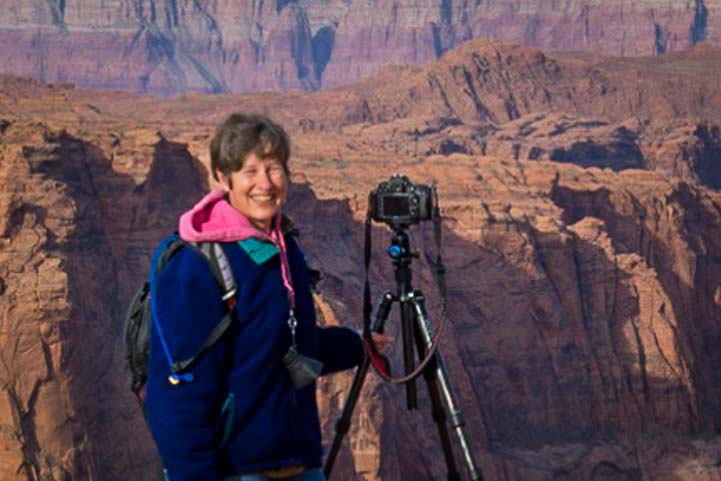 Photography and RV travel Horshoe Bend Arizona