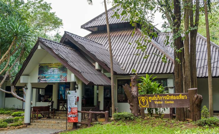 Erawan National Park Visitors Center