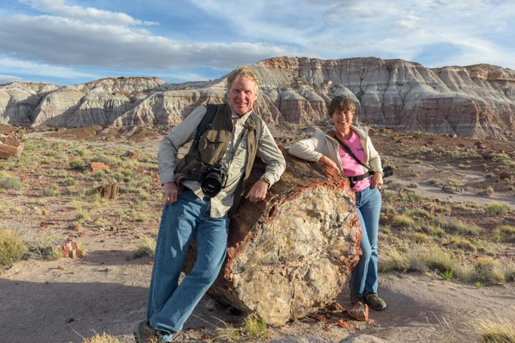 Photography at Petrified Forest National Park Arizona Jasper Forest