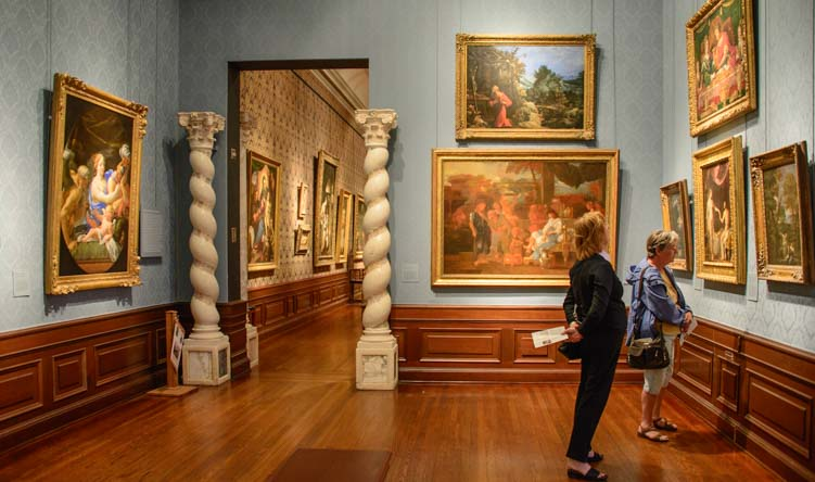 The Ringling Art Museum Sarasota Florida