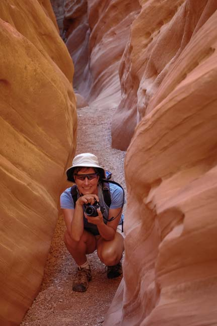 Little Wild Horse Slot Canyon Goblin Valley Utah