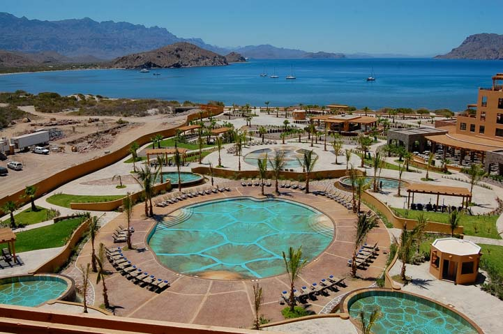 Villa del Palmar Resort Loreto Baja California Sea of Cortez Mexico