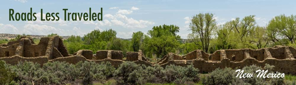Aztec Ruins National Monument New Mexico RV trip