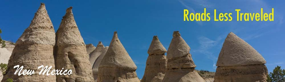 Kasha-Katuwe Tent Rocks National Monument New Mexico Hiking and RV trip