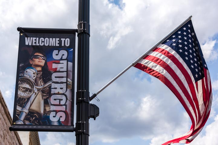Welcome to Sturgis Motorcycle Rally South Dakota