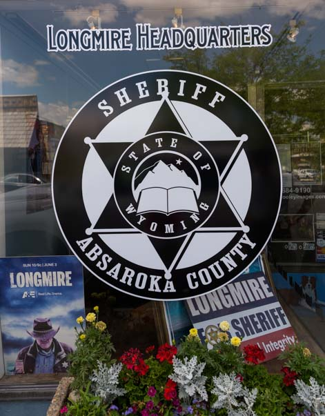 Longmire Headquarters Buffalo Wyoming