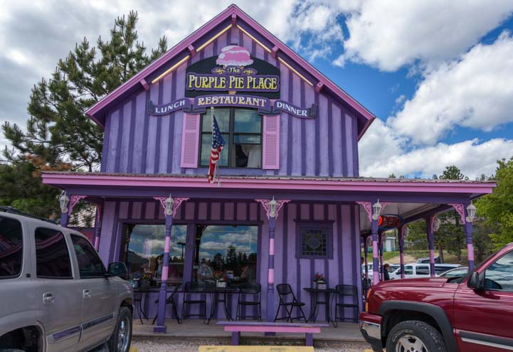 Purple Pie Place Custer South Dakota