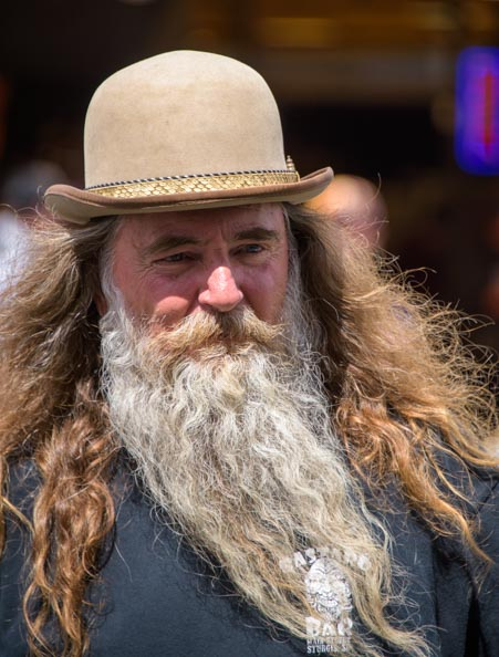 Beard contest Sturgis Motorcycle Rally South Dakota