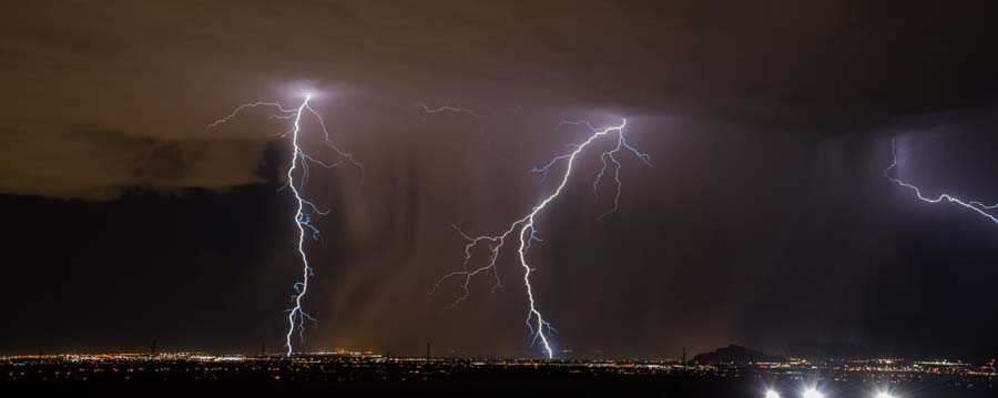 Lightning in Las Vegas_
