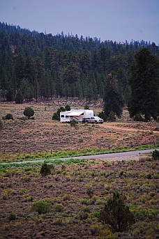 This is a boondocking guide for RVers.
