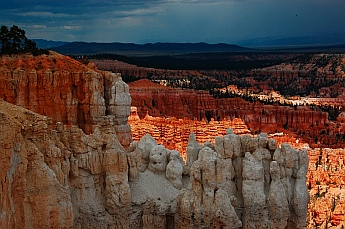 Stunning views at Bryce Canyon, Utah