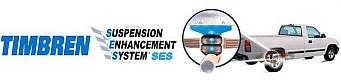 RV tip - Timbren Suspension Enhancement System is a great way to aid your truck's suspension