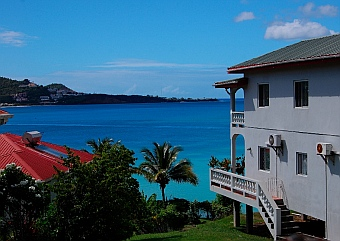 Ocean views Grenada property