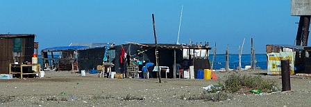 Fish Camp at Punta Belcher, Magdalena Bay