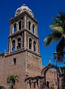 Loreto Mission of Our Lady (Mision de Nuestra Senora de Loreto Concho, Baja California Sur, Sea of Cortez, Mexico