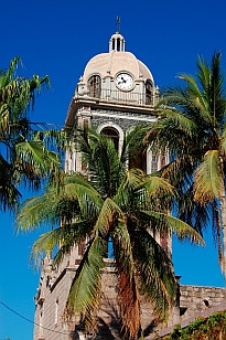 Loreto Mission, Baja California Sur, Sea of Cortez, Mexico