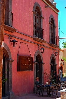 Loreto, Baja California Sur, Sea of Cortez, Mexico