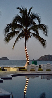 Resort at Ixtapa Beach.