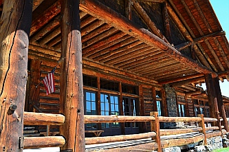 Fish Lake Lodge, Utah.