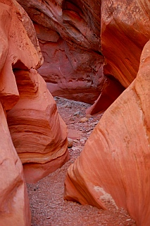 Little Wild Horse Canyon, Utah
