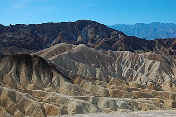 Death Valley RV travel