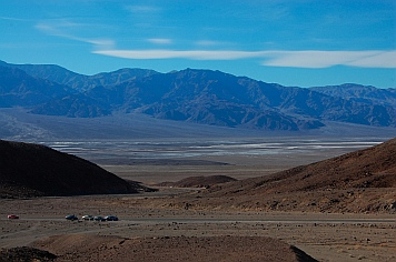 Death Valley CA California RV travel