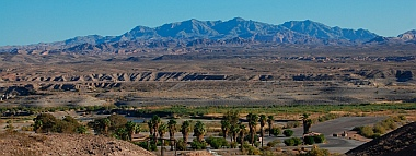 Fulltime RV travels and boondocking at Lake Mead Nevada NV Nevada