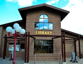 Darby, MT, library