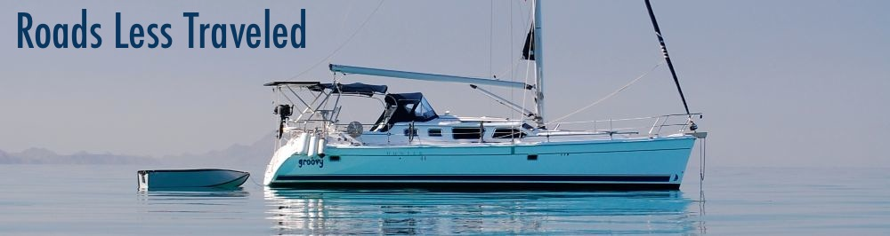 RLT Cover Hunter 44DS Sailboat Groovy