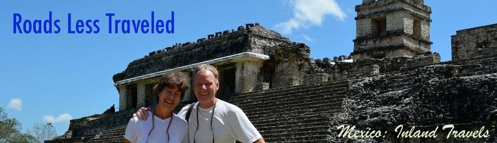 central mexico & southern mexico travel