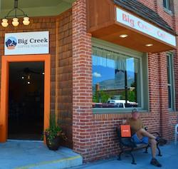 Big Creek Coffee Roasters, Hamilton, MT