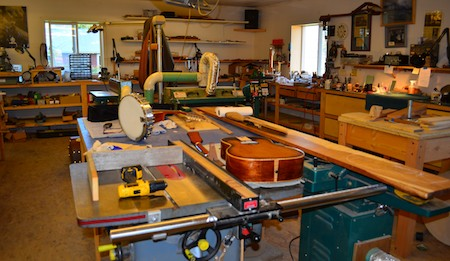 BitterSweet Guitar Factory, Hamilton, MT