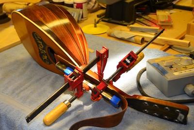 """""""Tater Bug"""" Mandolin, BitterSweet Guitar Repairs"""