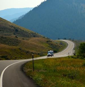 Wyoming's Centennial Highway