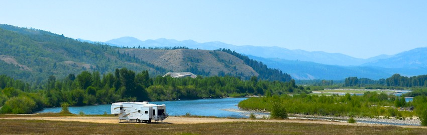 Jackson Wyoming Boondocking
