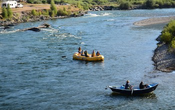 Jackson Wyoming Snake River Rafters