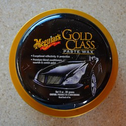 Boondocking RV wash Meguiars paste wax
