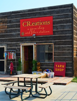 Ennis Montana Creations Yarn Shop