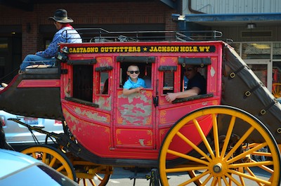 Jackson Wyoming Carriage Ride