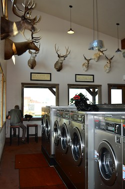 Pinedale Wyoming Laundromat