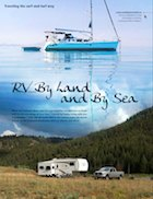Escapees Magazine  - RVing By Land and By Sea (1)